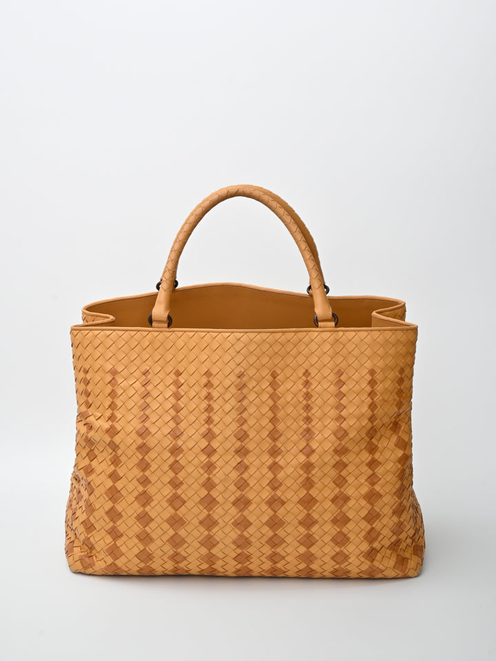 Bottega Venetta Cabat Tote Bag