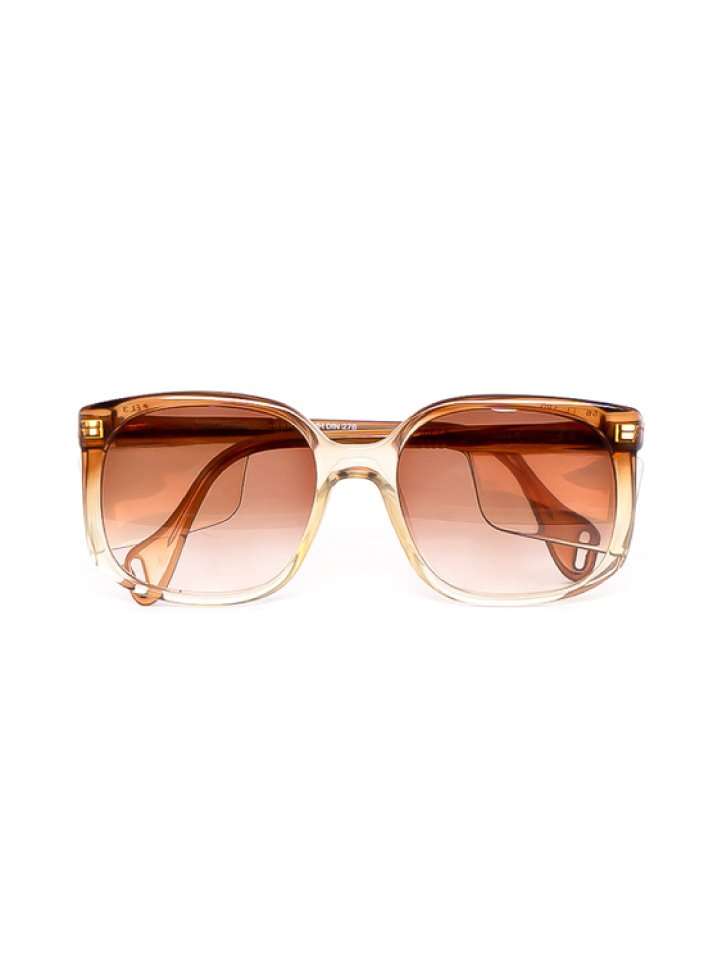 Zeiss Truffled Ombre Sunglasses