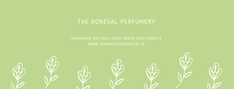 The Donegal Perfumery logo