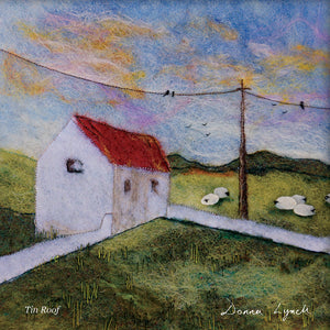 Cottage with Tin Roof Greeting Card