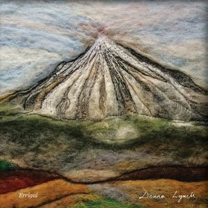 Errigal Mountain Greeting Card