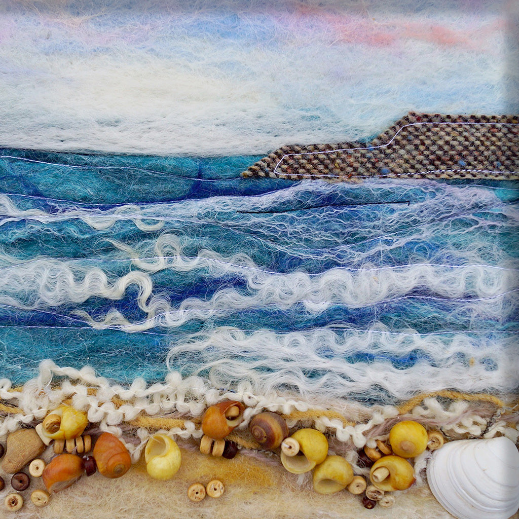 Atlantic Shells Greeting Card