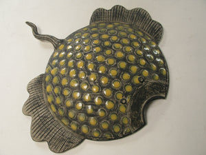 Ceramic Wall Fish