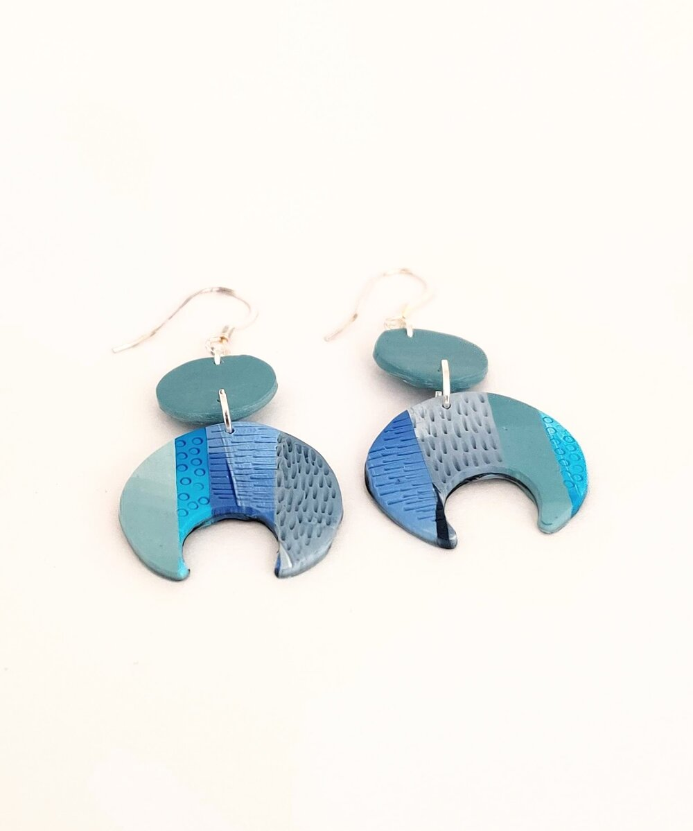 Donegal Wave Earrings 1