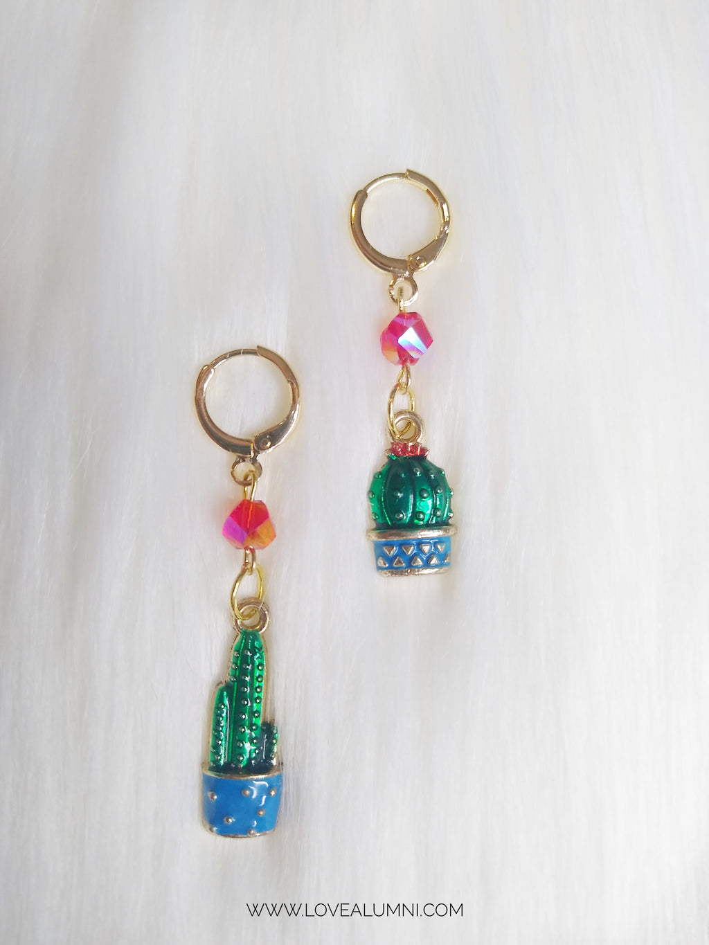 Cactus Lady Remix Earrings