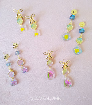 Sunshine Dangle Earrings