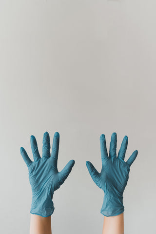 Gloves for Coronavirus