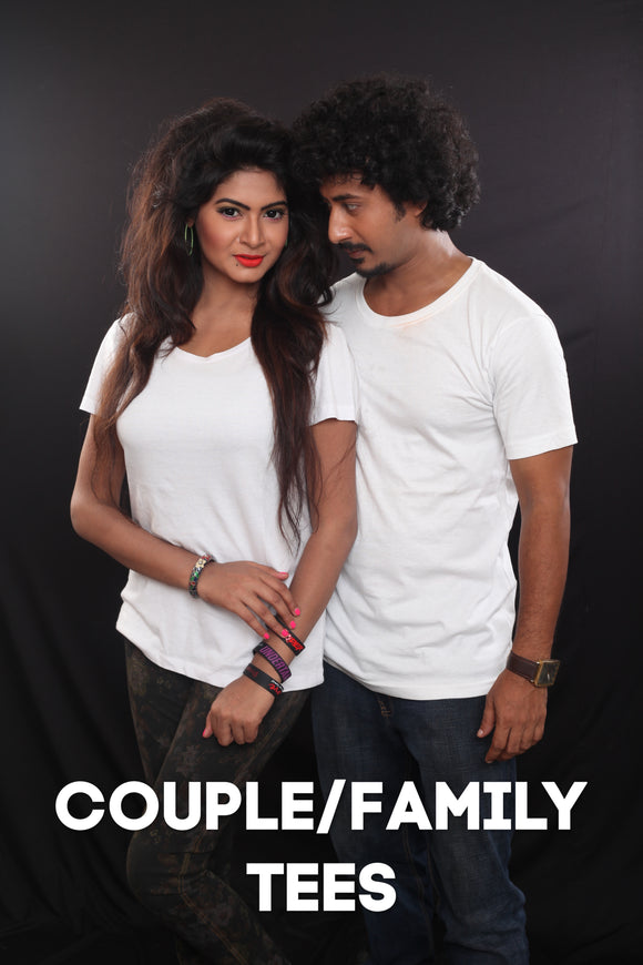 Couple/Family Tees