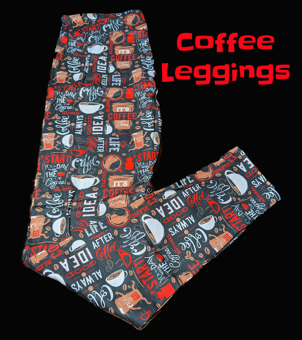 Coffee Leggings