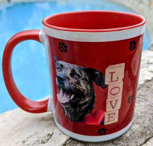 15oz Pet Love Mug