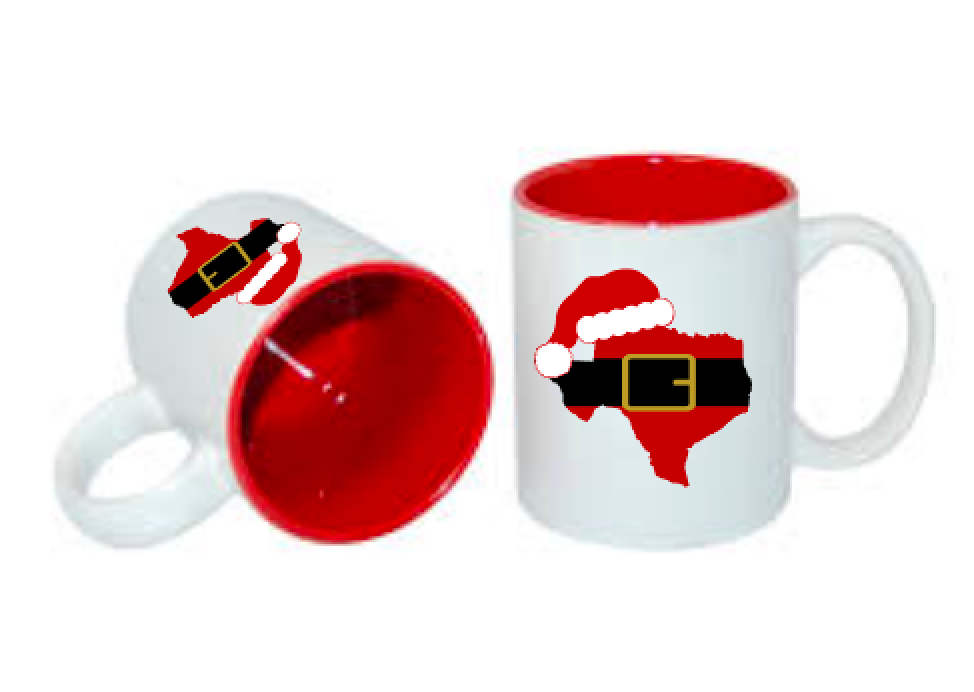 Texas Home for Holidays - Mug