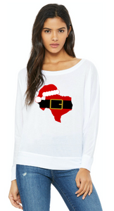 Texas Home for Holidays - Long Sleeve Shirt