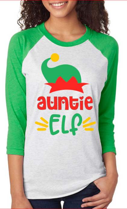 Personalized Elf Shirt