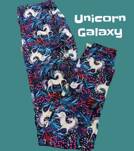 Unicorn Galaxy Leggings