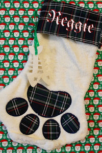 Paw Stocking For Cat/Dog