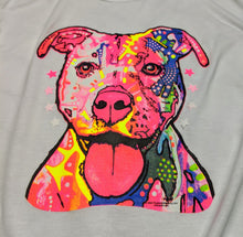 Load image into Gallery viewer, Neon Dog Tee & Soft Paw Print Leggings Bundle