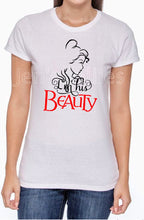 Load image into Gallery viewer, Beauty Beast Couples Shirts