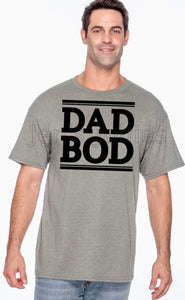 Dad Bod Short-Sleeve Tee
