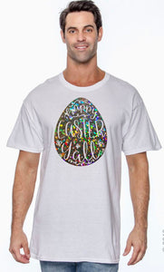 Happy Easter Y'all Unisex Tee (S-5X)