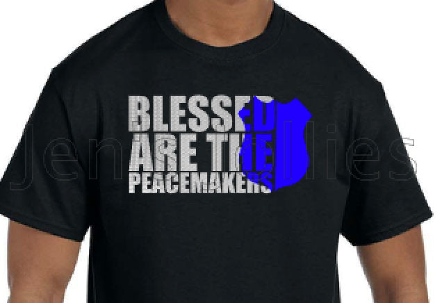 Blessed Are The Peacemakers Unisex Tee