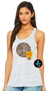 Bella + Canvas Meditation Racerback Tank