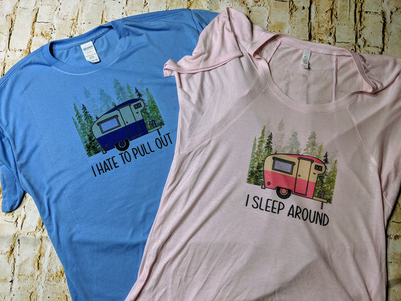 His & Her Camp Shirts