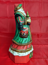 Load image into Gallery viewer, Santa Figurine Music Box Collectible