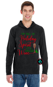 Full of Holiday Spirit Unisex Hoodie