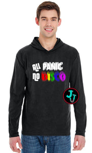 All Panic No Disco Unisex Hoodie
