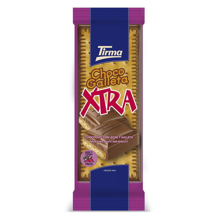 Tirma Chocolate Covered Biscuit