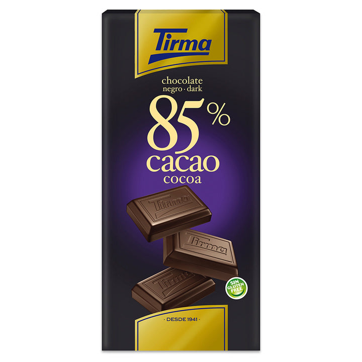 Tirma 85% Dark Chocolate Bar