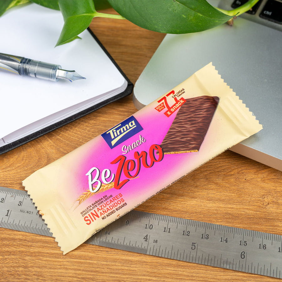 Snack BeZero Milk Chocolate Biscuit - No Added Sugars