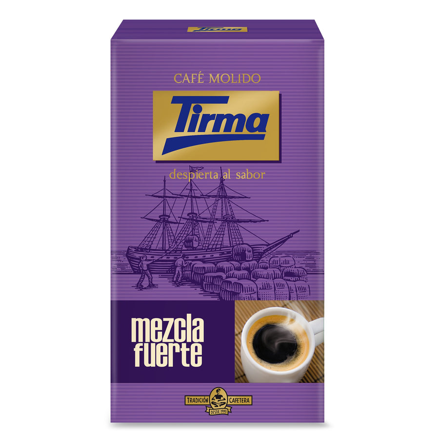 Tirma Strong Ground Blend Coffee