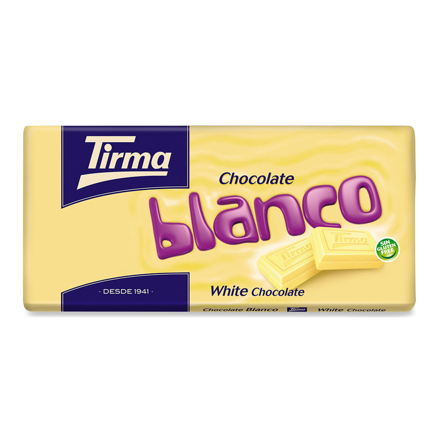 Tirma White Chocolate Bar