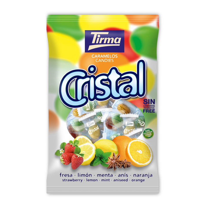 Tirma Cristal Hard Candies