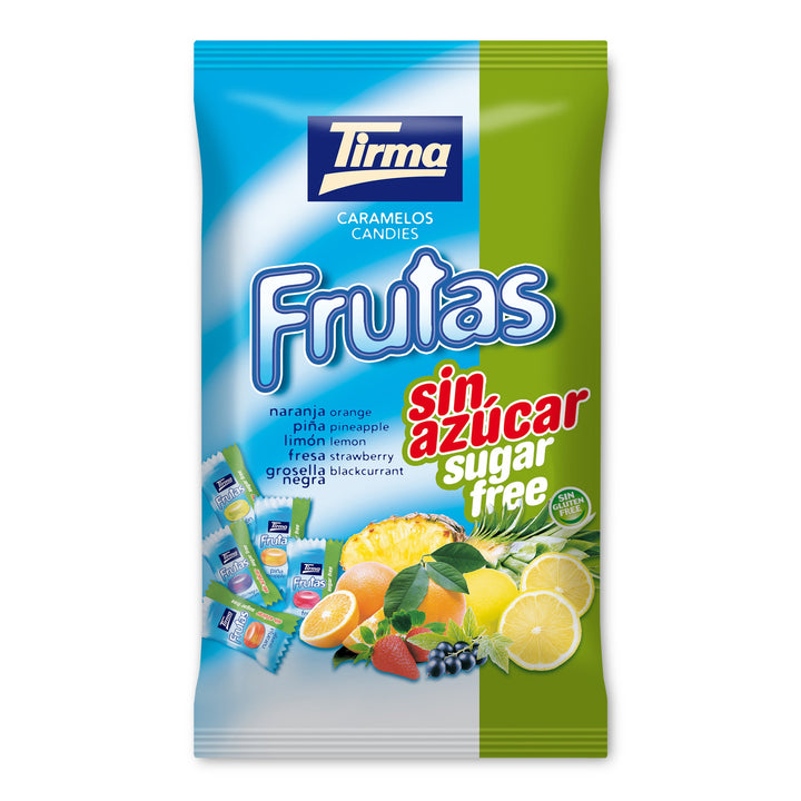 Tirma Fruit Candies - No Added Sugar