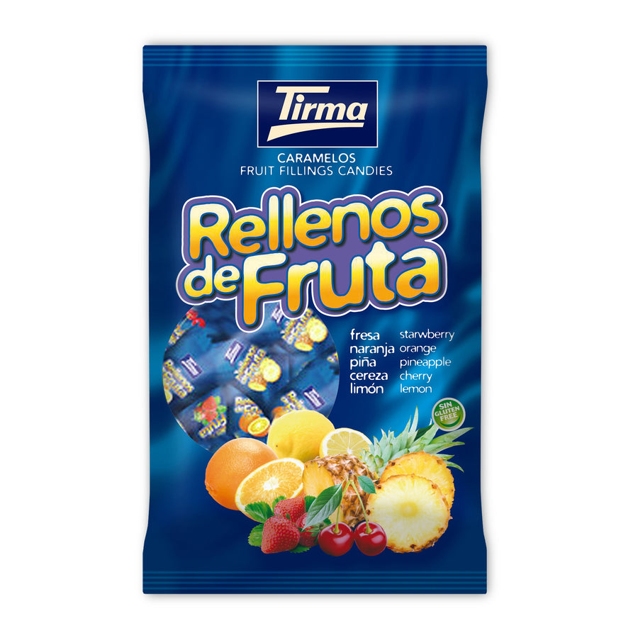 Tirma Fruity Filled Candies
