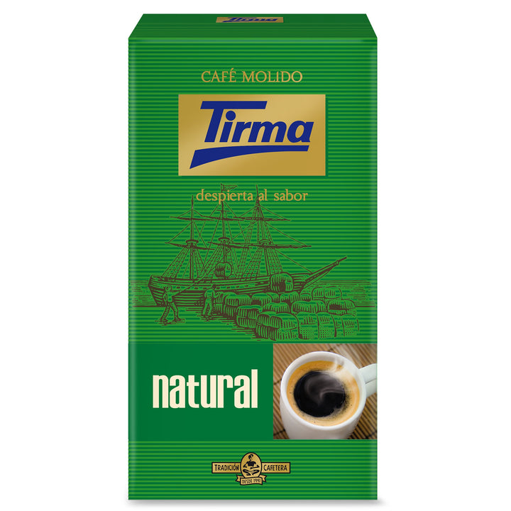 Tirma Ground Natural Coffee