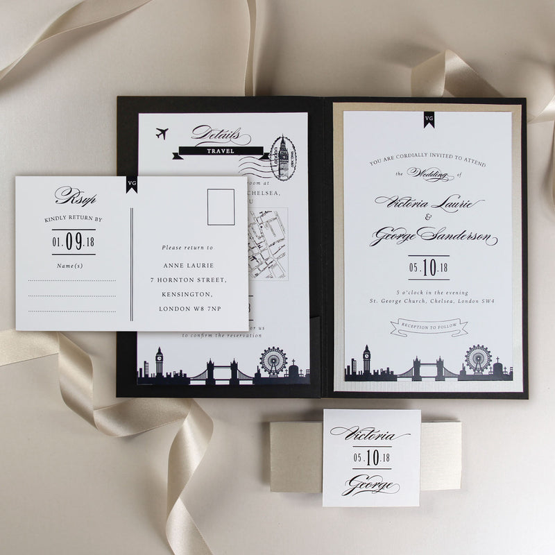 Welcome to 2017 : Introducing New Destination Wedding Stationery from Cartalia