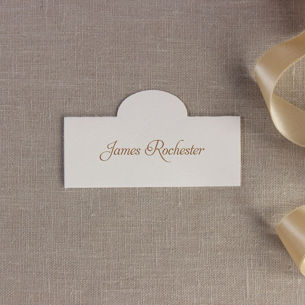 Lily of the Valley Place Card