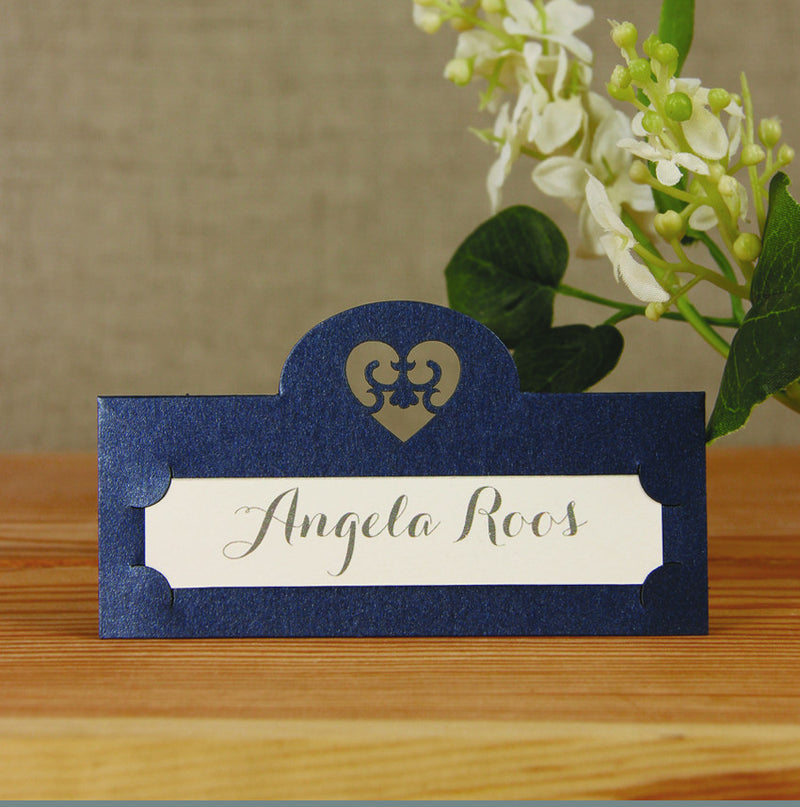 Ornamental Gate Place Card