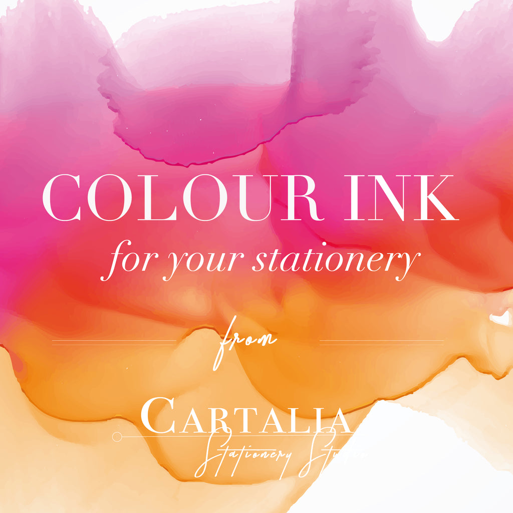 Add-on : Coloured ink