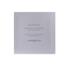 Embossed 600gsm Luxury Letterpress Elegant Save the Date / Reply / Thank You Card