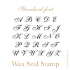 Add-On : Standard Wax Seal