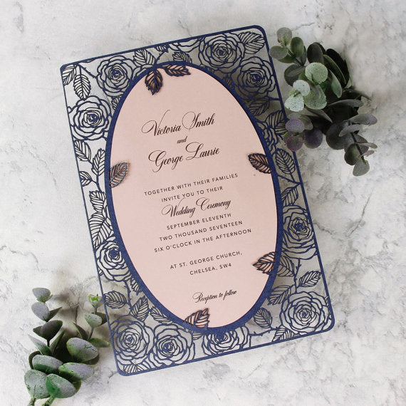 Romantic Roses Mirror Suite RSVP Design