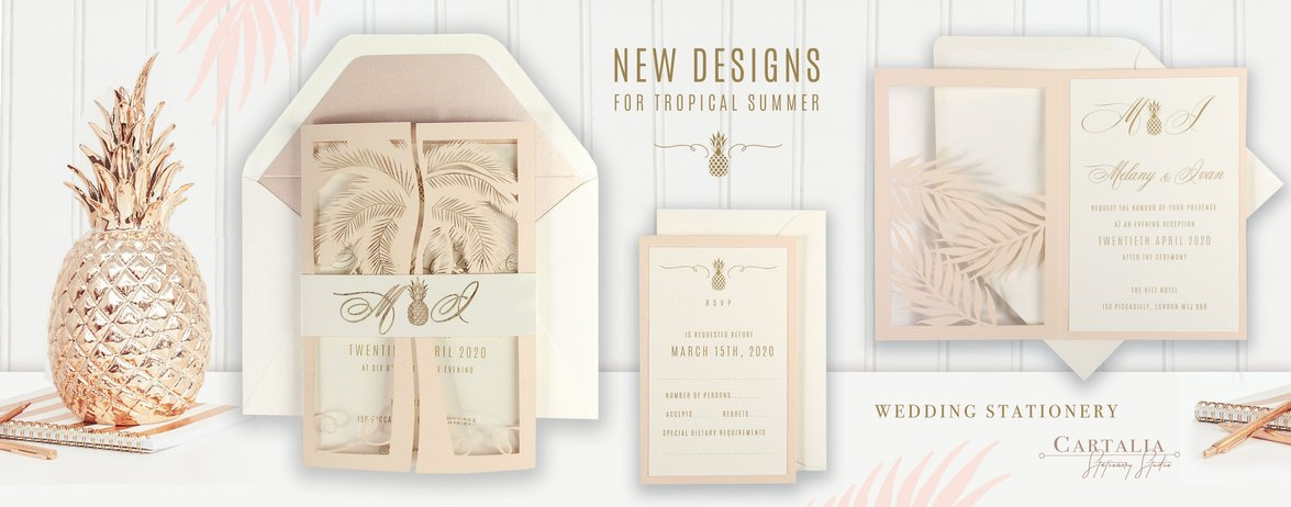 Day Wedding Invitations