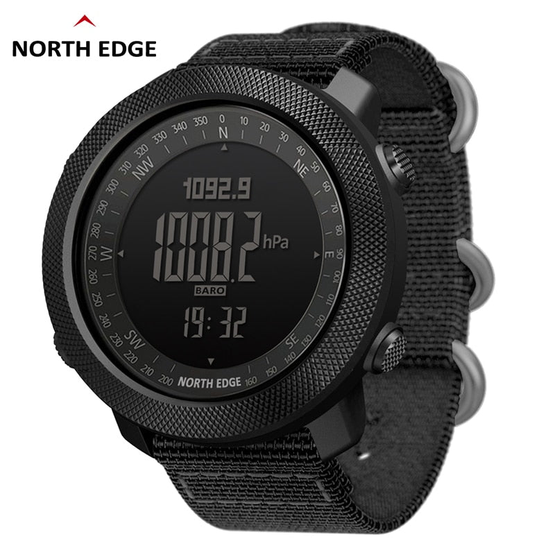 NorthEdge Men's Military Watch