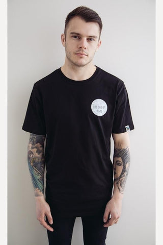 'Badge Tee'- Fair Trade & Organic