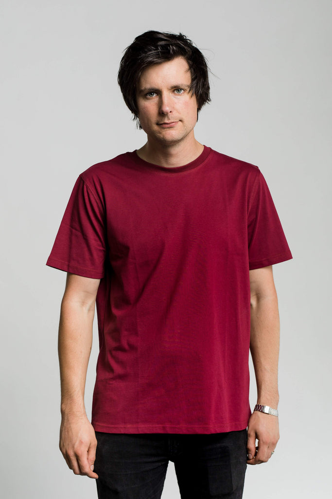 Plain n Simple - Fairtrade & Organic Men's T-Shirt-Fair Trade Clothing by Life Threads