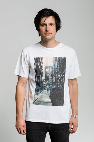 Alley - Fairtrade & Organic Men's T-Shirt-Fair Trade Clothing by Life Threads